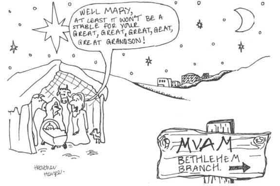 MVAM Newsletter Image 2017/11