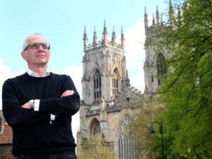 Image of Duncan Sanford in York